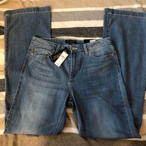 NWT-Banana Republic Wide Leg Jeans